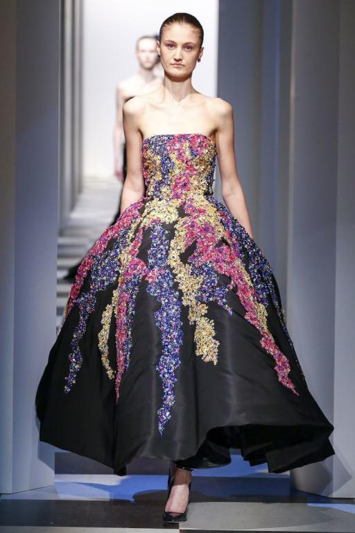صورة فساتين سهرات , واو ايش هذه الفساتين