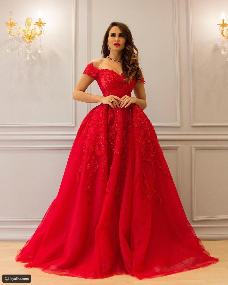 صور اخر موديلات الفساتين , احدث صيحة للفستان
