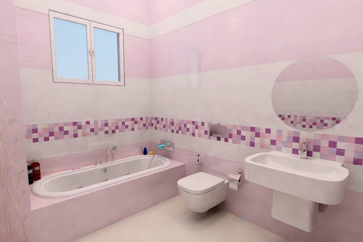 صورة ديكورات حمامات , احلى ديكور للحمامات