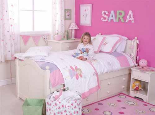 صورة غرف نوم بنات , احلى غرف النوم للبنات