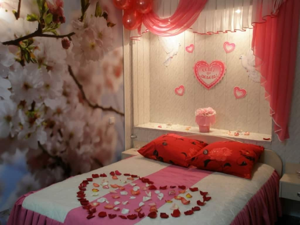 صورة فنون في غرفة النوم , اجمل تزيين لغرفة النوم