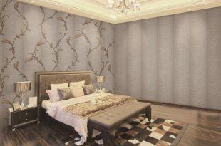 صورة ورق جدران لغرف النوم , اروع ورق جدران