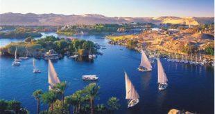 تعبير عن نهر النيل , اهميه نهر النيل