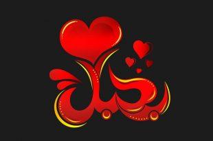 صورة كلمة بحبك , اجمال كلام عن الحب