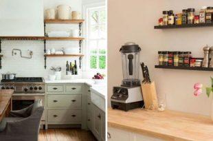 صورة تصاميم مطابخ صغيرة وبسيطة , ما هو اهم مكان فى المنزل