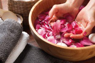 صورة فوائد ماء الورد , اهمية ماء الورد
