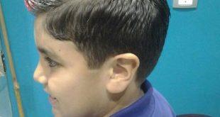 صور تسريحات شعر للاطفال , صور تسريحات شعر اولاد قصات للطفل