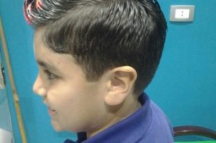صورة تسريحات شعر للاطفال , صور تسريحات شعر اولاد قصات للطفل