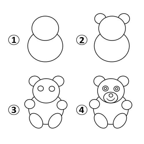 صور رسومات اطفال افكار رسم سهله للطفل بالصور روشه