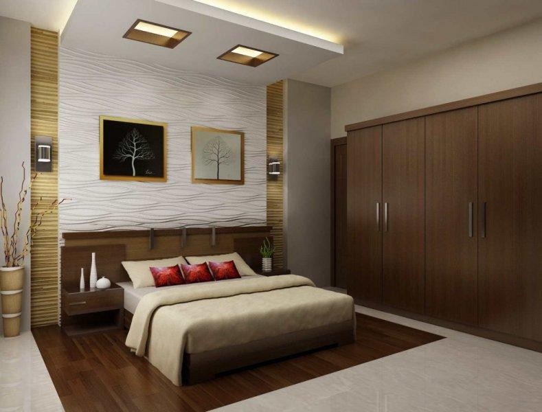 صورة ديكورات جبس غرف نوم , جبس اسقف وحوائط لغرفة النوم بالصور