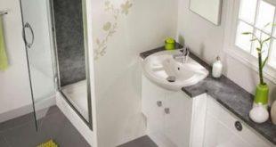 ديكورات حمامات بسيطة , ديكور حمام للمساحات الصغيره