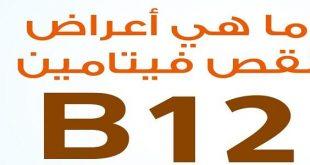 صورة ما هو فيتامين b12 , معلومات حول فيتامين b12