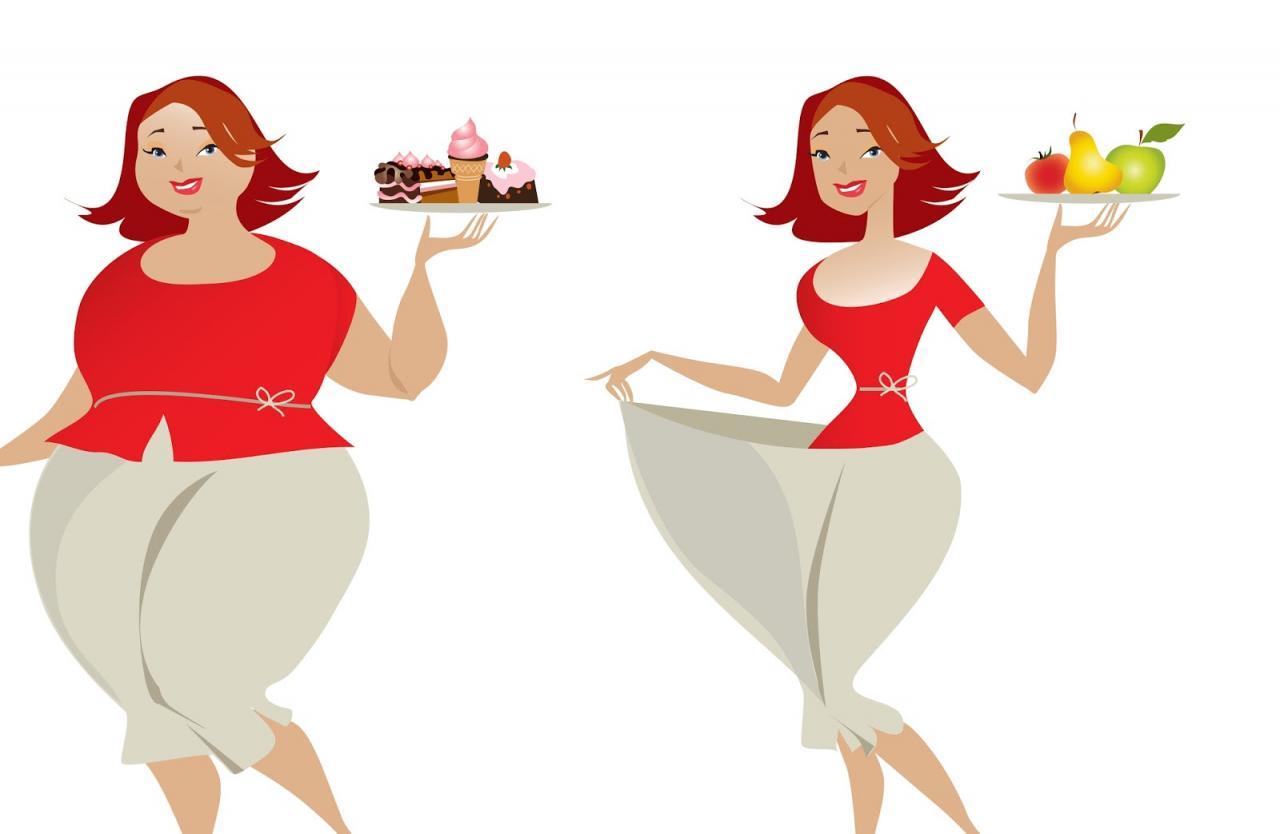 صور كيفية انقاص الوزن في اسبوع للنساء , ازاى تخسرى وزنك فى اسبوع