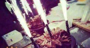 صورة عيد ميلاد سعيد صديقتي الغالية , كل عام وانتى بخير صديقتى