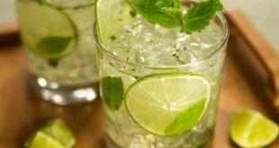 فوائد عصير الليمون بالنعناع للرجيم , فوائد شرب عصير الليمون بالنعناع للرجيم