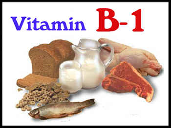 صورة فوائد فيتامين ب1 , فوائد فيتامين ب1 للجسم