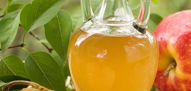 صورة فوائد خل التفاح للكرش , كيفية استخدام خل التفاح للتخلص من الكرش