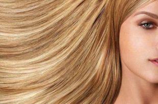 صورة صبغ الشعر طبيعيا باللون الاشقر , كيفية تغيير لون الشعر الى اللون الاشقر بشكل طبيعي