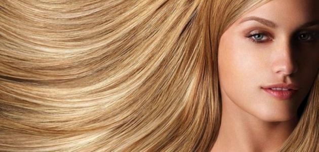 صور صبغ الشعر طبيعيا باللون الاشقر , كيفية تغيير لون الشعر الى اللون الاشقر بشكل طبيعي