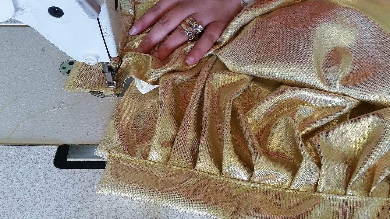 صورة طريقة تفصيل سروال مدور , احلى تصميم لسروال المدور