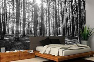 صورة ورق جدران غرف نوم ثلاثي الابعاد , اجمل الديكور لروق اجدران