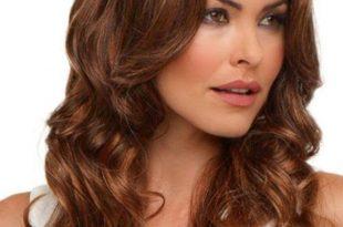 صورة درجات لون الشعر البني , تعرف على الوان البني في الشعر ودرجاته