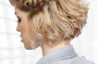 صورة تسريحات شعر قصير بالصور , احدث تسريحات الشعر