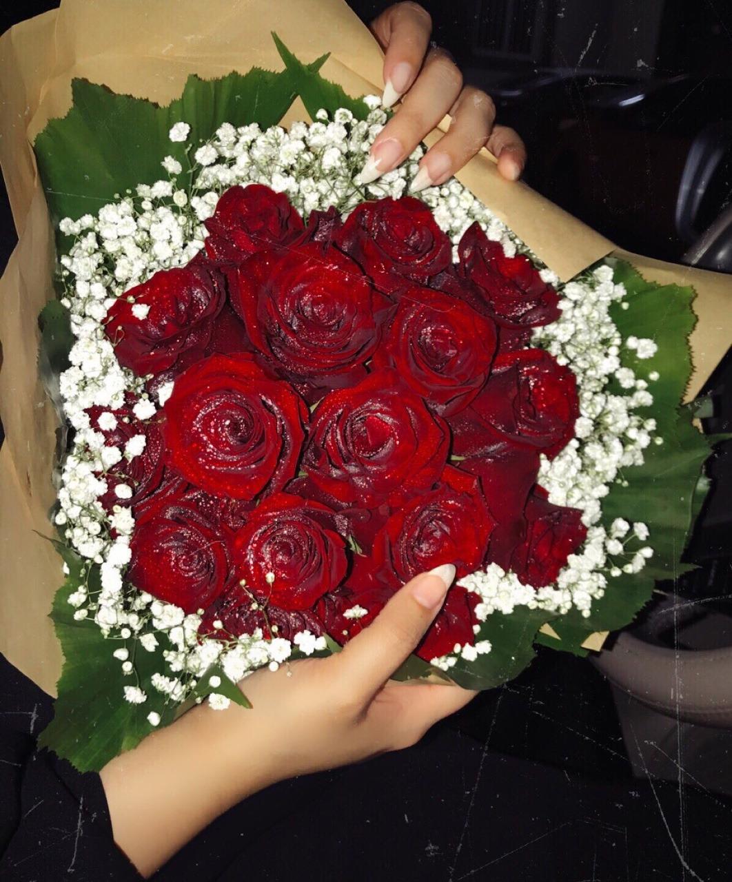 تمبلر وردة جميلة