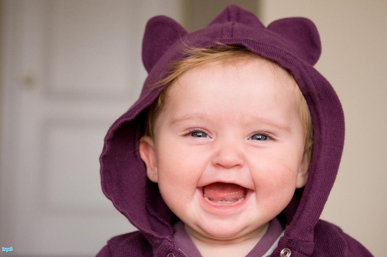 صورة اجمل ابتسامة طفل , ابتسامة الطفل تعطي الامل في الحياة