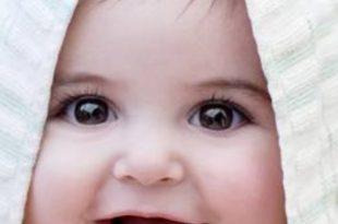 صور اجمل ابتسامة طفل , ابتسامة الطفل تعطي الامل في الحياة