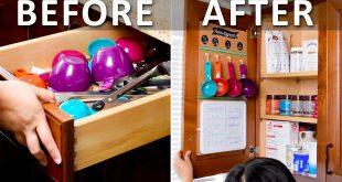 صورة افكار منزلية للمطبخ , اسهل الطرق لتجميل مطبخك