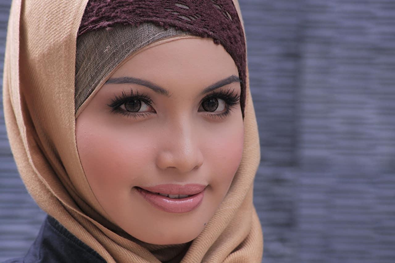 صورة بنات كيوت محجبات , فتيات يرتدين الحجاب