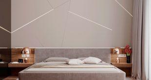 صورة احدث غرف نوم مودرن , تصميمات غرف نوم عصرية