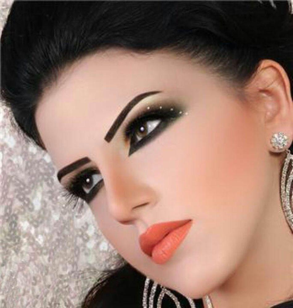 صورة مكياج لبناني, اجمل مكياج عيون لبناني 1519 6
