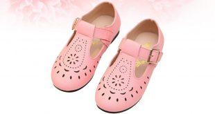 صورة احذية اطفال بنات , تصميمات عصرية لاحذية البنات