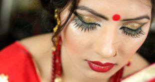 صورة مكياج هندي , الجديد فى عالم المكياج الهندى تعرفى عليه