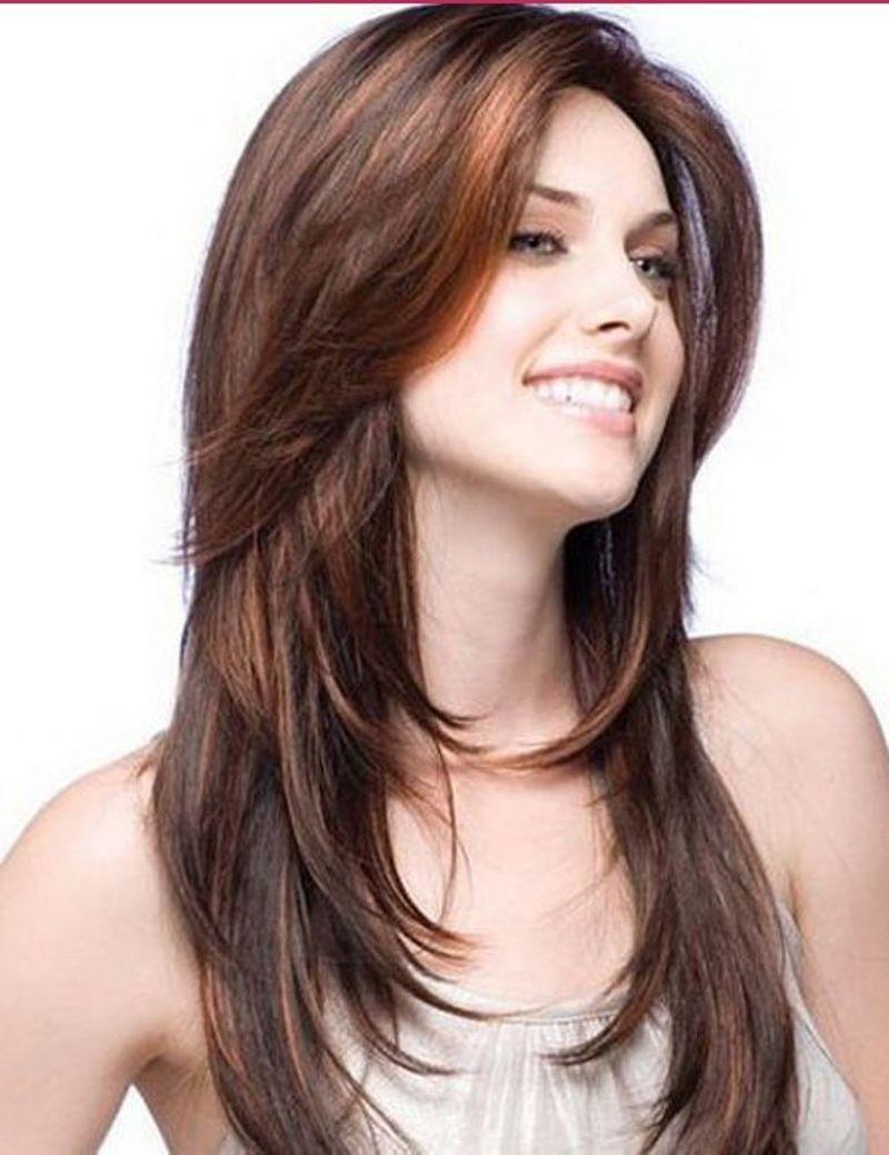 صورة قصات شعر جديده للنساء, اجمل قصات الشعر لطويل والقصير