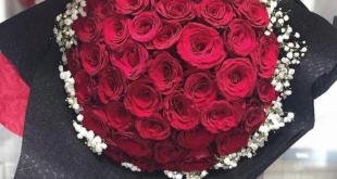 صورة بوكيه ورد احمر, فو ائد الورد الأحمر