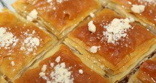 صورة حلويات رمضان , حلويات لذيذه للشهر المفترج