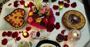 عشاء رومانسي, فاجئى زوجك فى عيد ميلاده بأبسط الأشياء