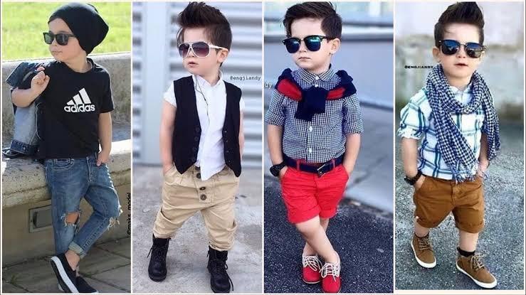 صورة ملابس اطفال ولادي, دللى طفلك بأرقى ملابس المناسبات