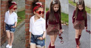 صورة ملابس بنات اطفال, اشيك وارق ملابس للبنات
