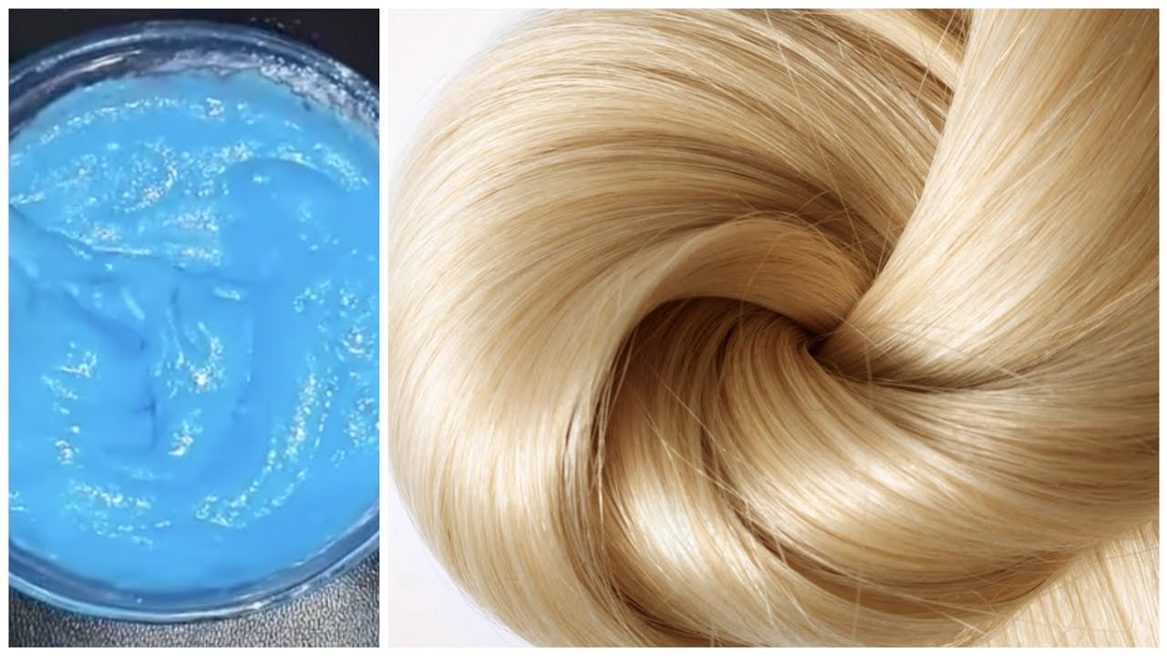 صورة كيفية صبغ الشعر باللون الاشقر، كيفية تحويل لون الشعر إلى الأشقر اللامع والغني 7282 1