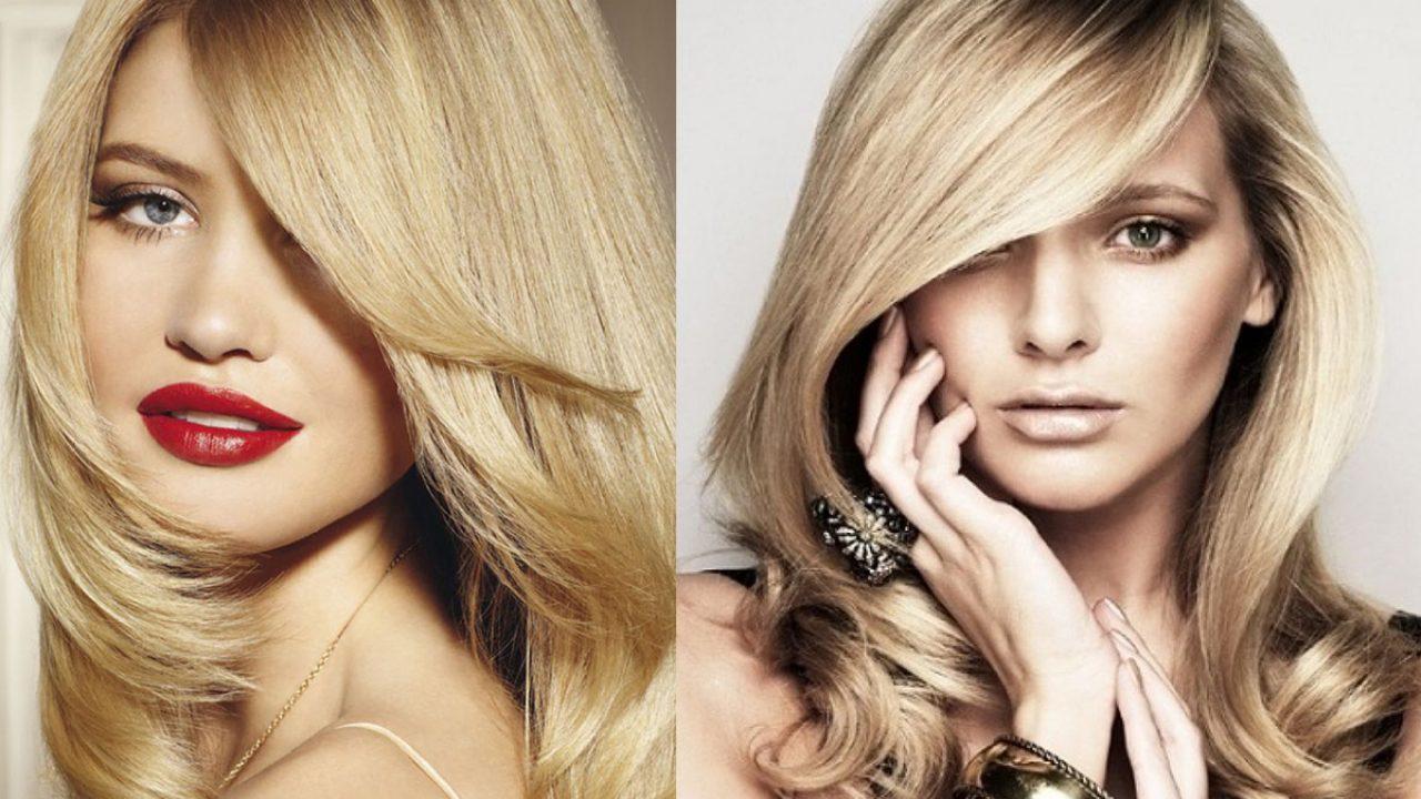 صورة كيفية صبغ الشعر باللون الاشقر، كيفية تحويل لون الشعر إلى الأشقر اللامع والغني 7282 2