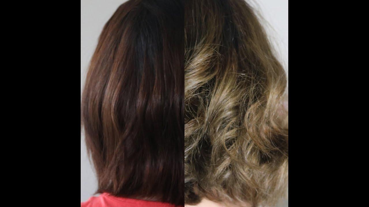 صورة كيفية صبغ الشعر باللون الاشقر، كيفية تحويل لون الشعر إلى الأشقر اللامع والغني 7282