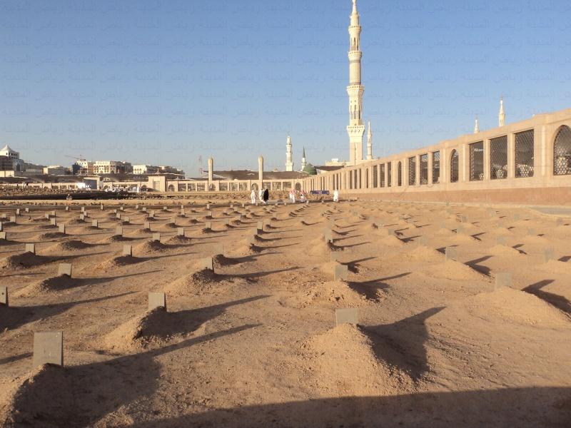 صورة اين دفنت عائشة 7006